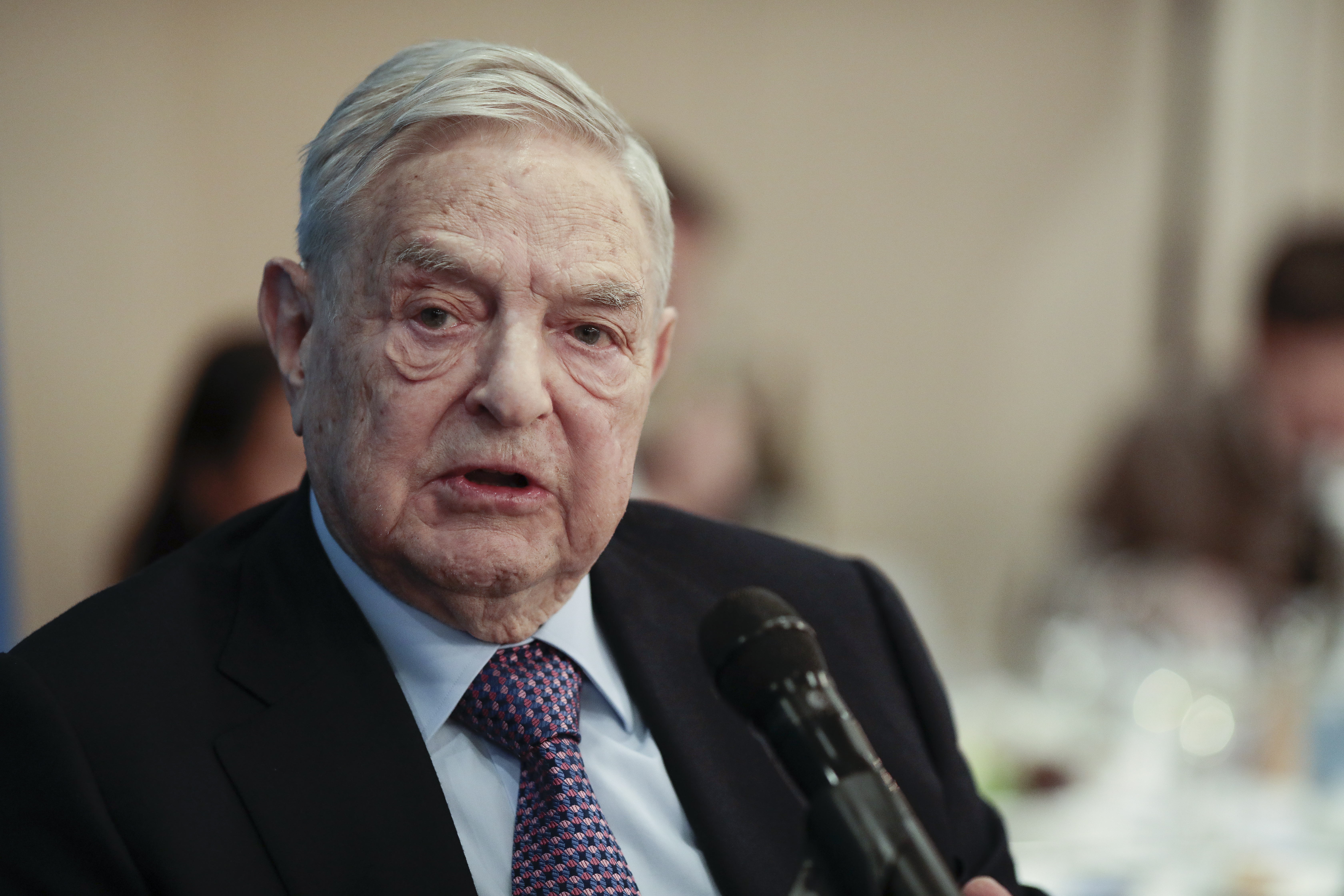 Soros Spins Out Private Equity Team, Pledging Up to $2 Billion
