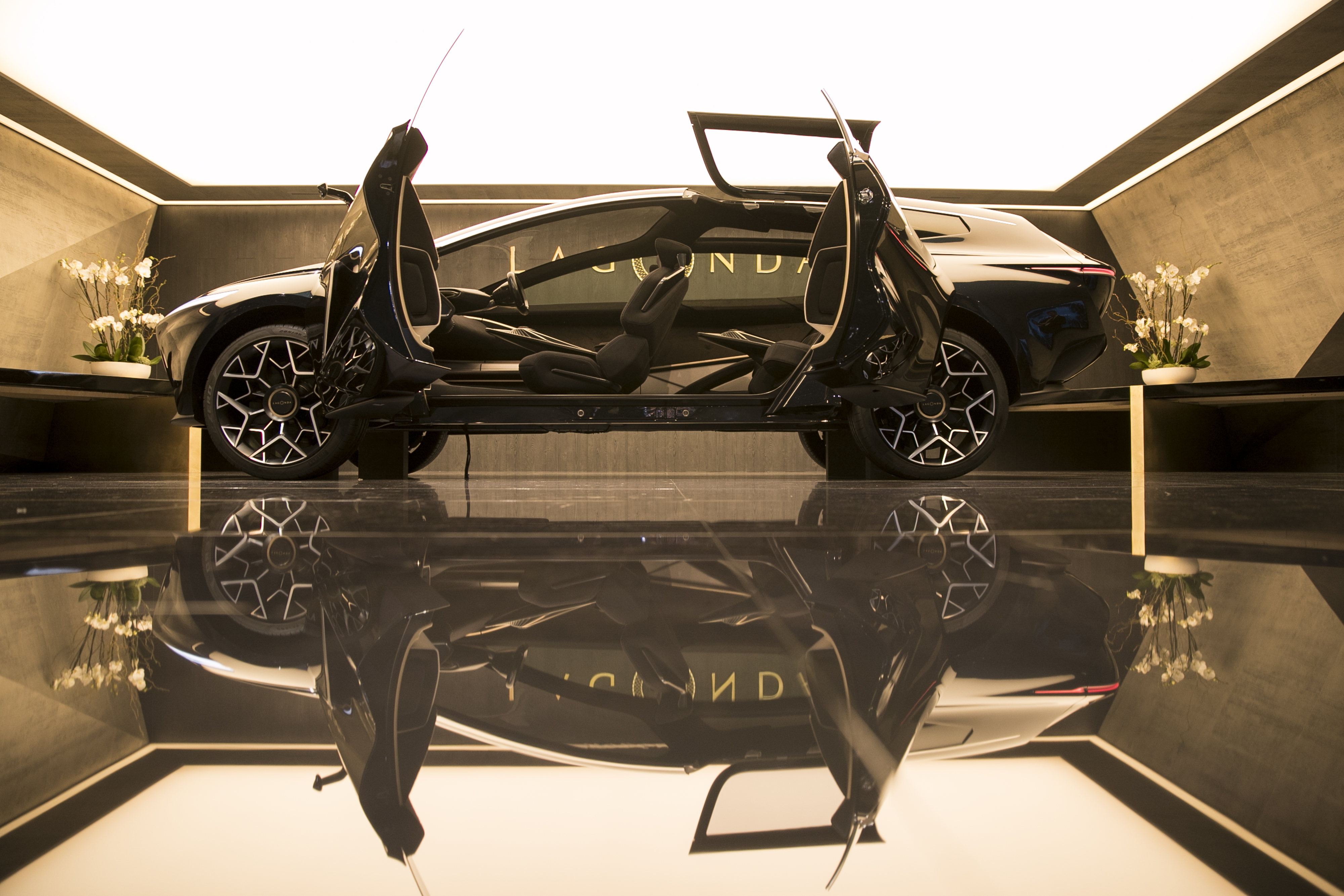 At Aston Martin Facing Down Demons And Building For The Future