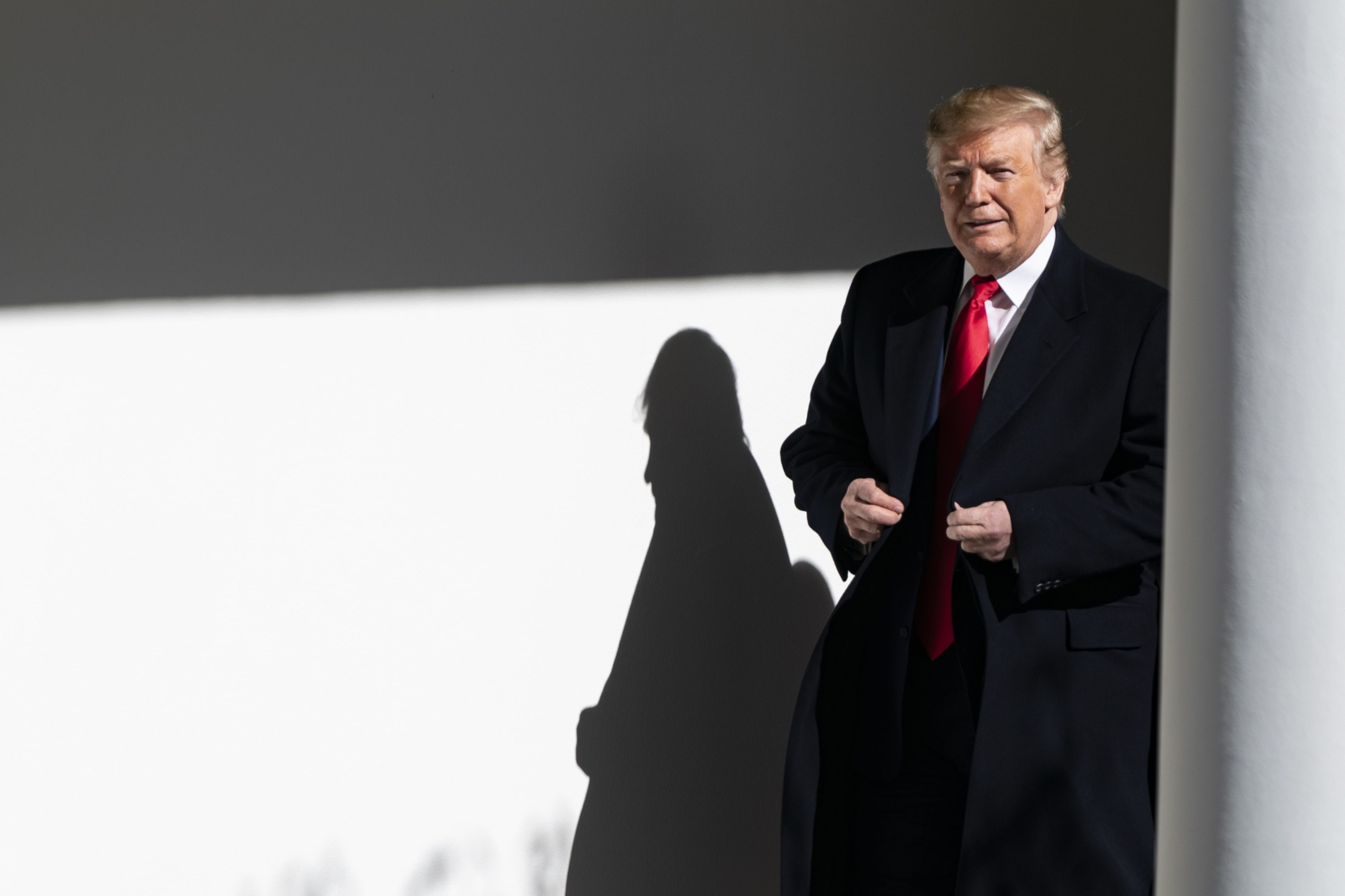 Trump Asks Supreme Court to Block N.Y. Subpoena for Tax Returns