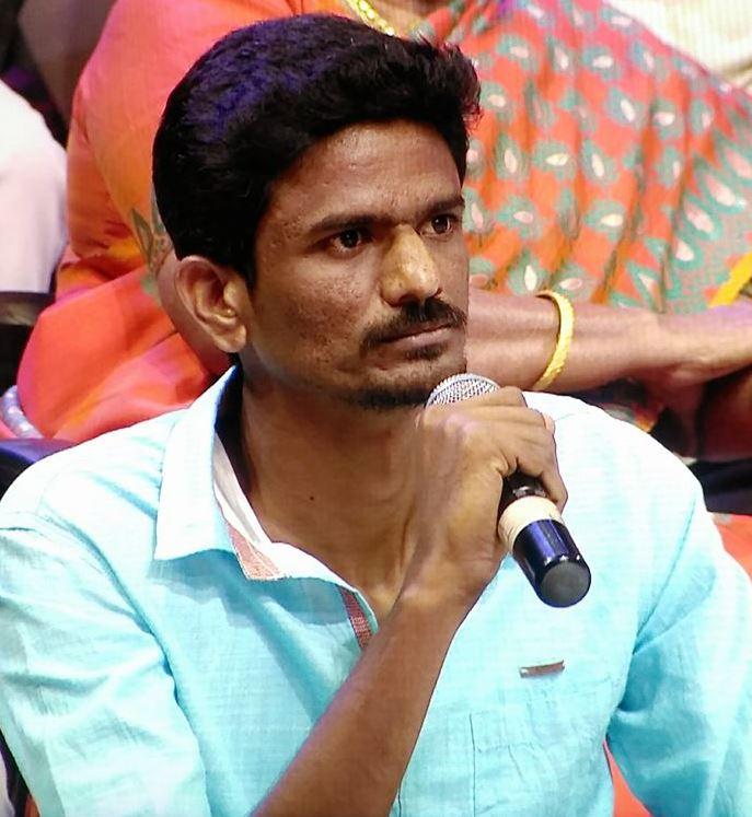 தாரை கோ. மகேஷ்