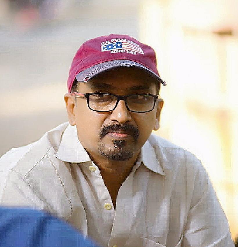 എസ് സുരേഷ് ബാബു