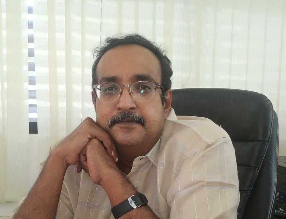 ദാമോദര് പ്രസാദ്